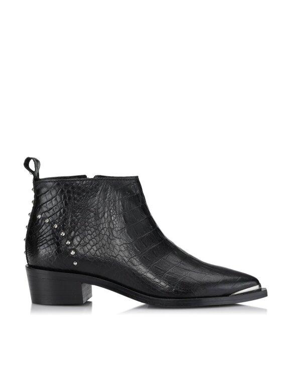 Shoe Biz Copenhagen - HALIMA CROCODILO