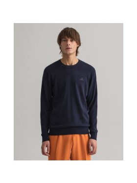 Gant - COTTON CASHMERE C-NECK