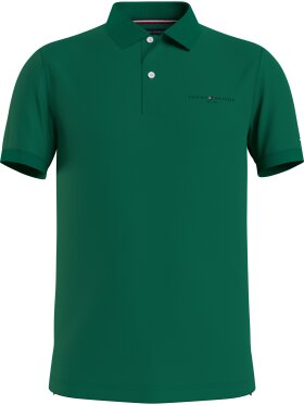 Tommy Hilfiger - CLEAN JERSEY SLIM POLO