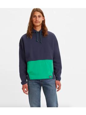 Levi's® - Utility hoodie peacoat