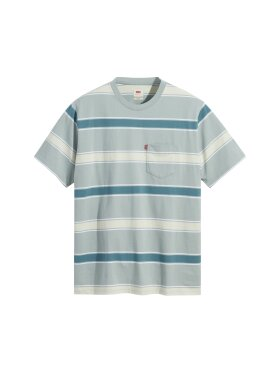 Levi's® - RELAXED FIT POCKET TEE POOL