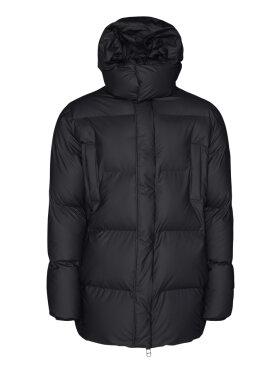 Rains - Hooded Puffer Coat