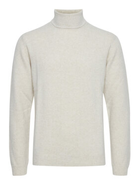 CASUAL FRIDAY - Karl roll neck bounty knit